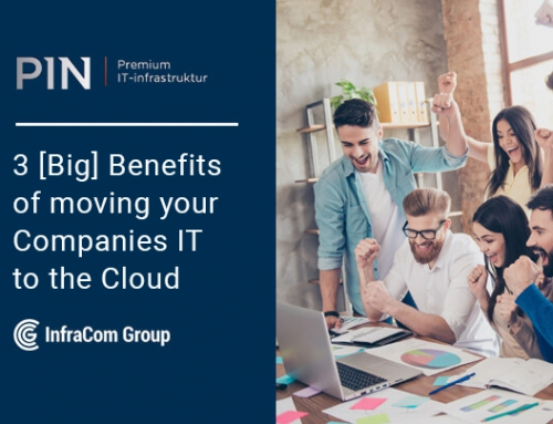 3 [Big] Benefits of moving your data to the Cloud