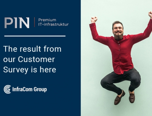 The result of our customer survey