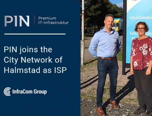 PIN Sweden joins the Halmstad City Network