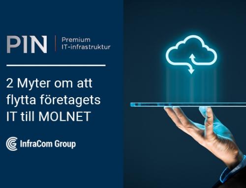 2 Vanliga Myter om att flytta företagets IT till Molnet