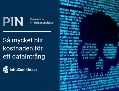 Vad är kostnaden för ett dataintrång [och hur skyddar du företaget]?